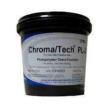 Chromaline emulsion Chroma Blue Quart